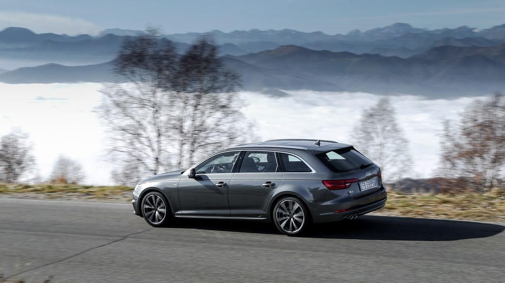 Audi A4 e A4 Avant 2016 prova su strada, prezzi e dotazioni di serie - Foto 37 di 58