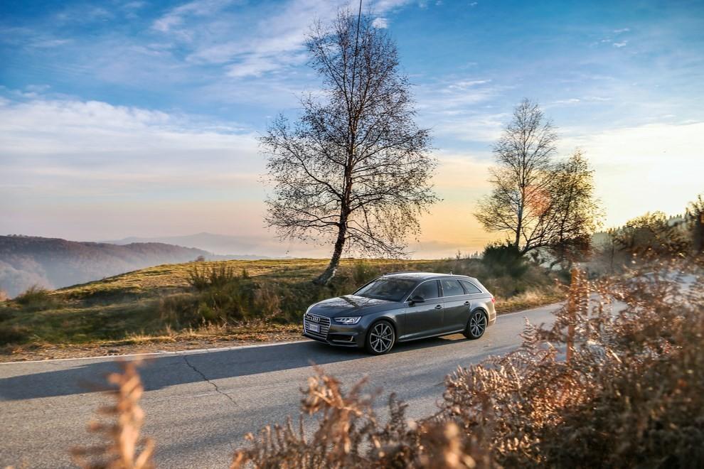 Audi A4 e A4 Avant 2016 prova su strada, prezzi e dotazioni di serie - Foto 39 di 58