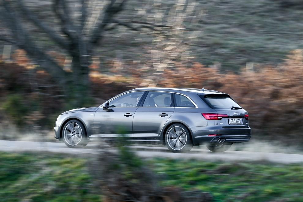 Audi A4 e A4 Avant 2016 prova su strada, prezzi e dotazioni di serie - Foto 40 di 58