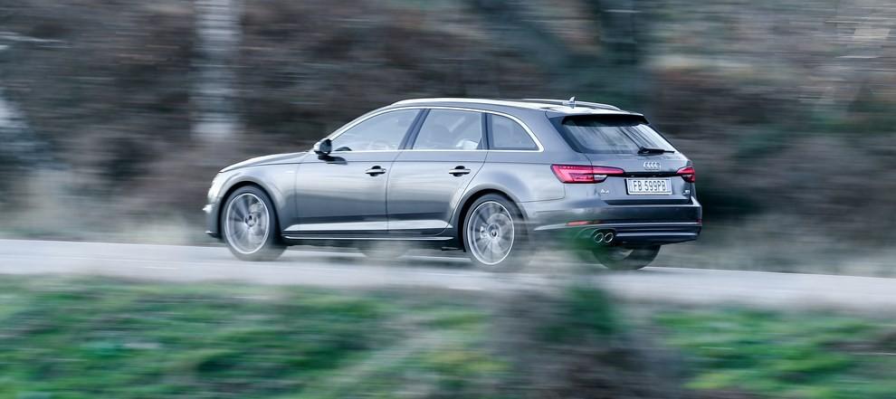 Audi A4 e A4 Avant 2016 prova su strada, prezzi e dotazioni di serie - Foto 41 di 58
