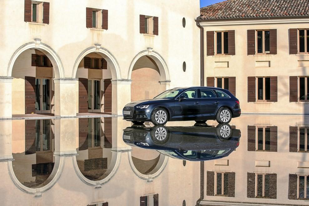 Audi A4 e A4 Avant 2016 prova su strada, prezzi e dotazioni di serie - Foto 45 di 58