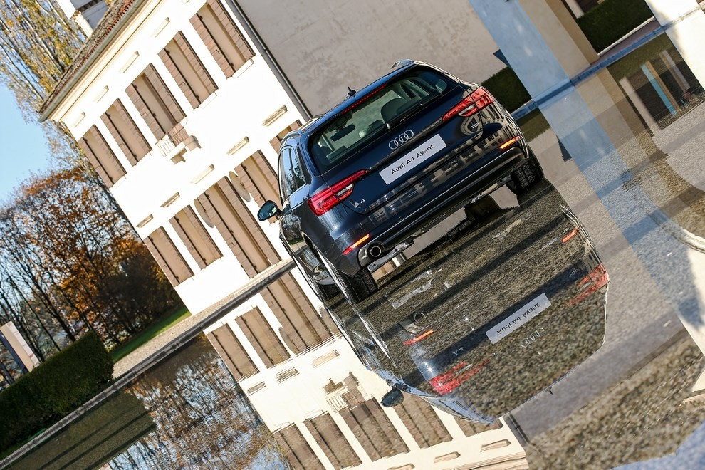 Audi A4 e A4 Avant 2016 prova su strada, prezzi e dotazioni di serie - Foto 46 di 58
