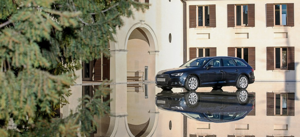 Audi A4 e A4 Avant 2016 prova su strada, prezzi e dotazioni di serie - Foto 47 di 58