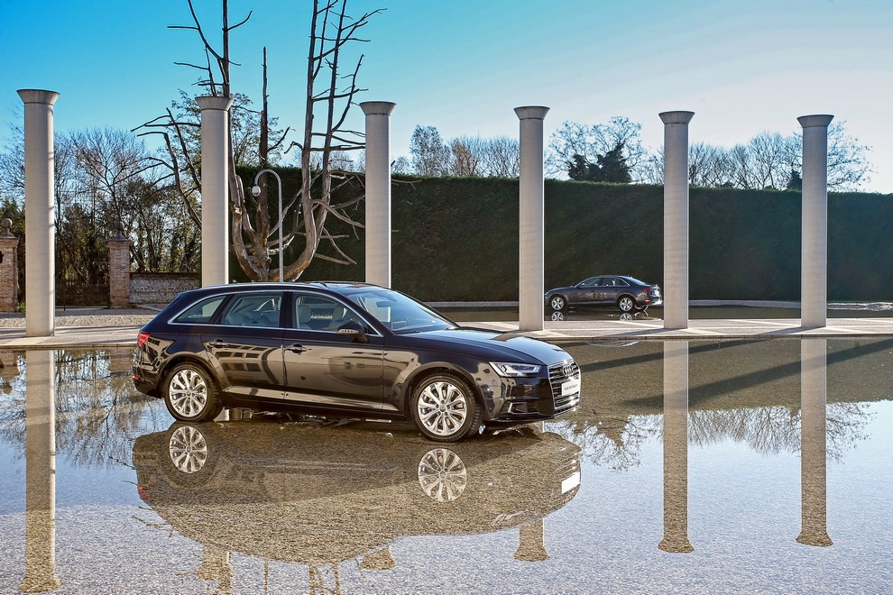 Audi A4 e A4 Avant 2016 prova su strada, prezzi e dotazioni di serie - Foto 49 di 58