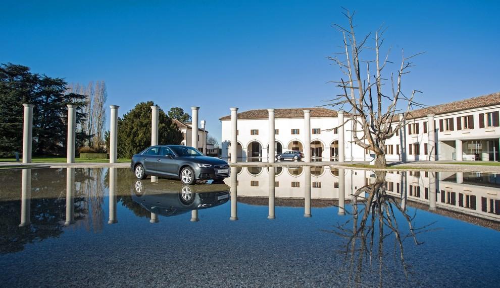 Audi A4 e A4 Avant 2016 prova su strada, prezzi e dotazioni di serie - Foto 50 di 58