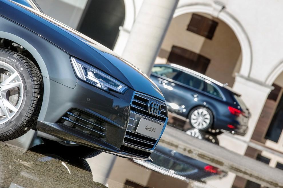 Audi A4 e A4 Avant 2016 prova su strada, prezzi e dotazioni di serie - Foto 52 di 58