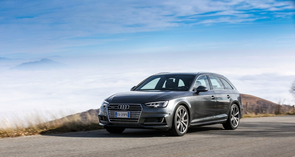 Audi A4 e A4 Avant 2016 prova su strada, prezzi e dotazioni di serie - Foto 14 di 58