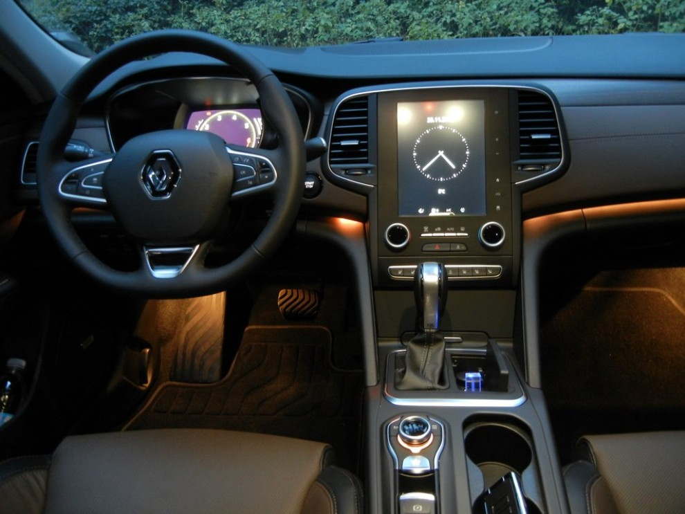 Renault Talisman prova su strada e prezzi - Infomotori