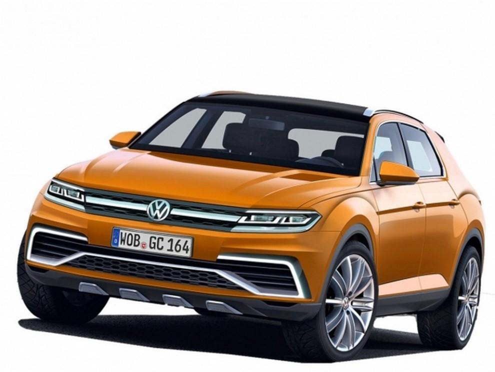 Novit 224 Volkswagen Eccovi Tutte Le Novit 224 Auto Del 2016