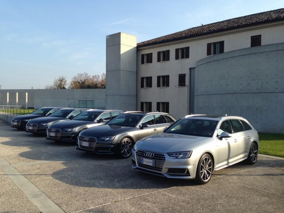 Audi A4 e A4 Avant 2016 prova su strada, prezzi e dotazioni di serie - Foto 1 di 58