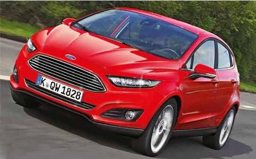 Novità Ford: tutti i nuovi modelli Ford 2016, 2017, 2018 ...