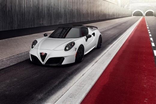 Alfa Romeo 4C CENTURION, tuning da 314 cavalli