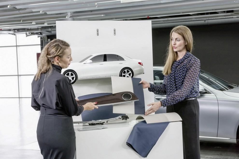 Nuova Mercedes Classe E, gli interni - Foto 2 di 18