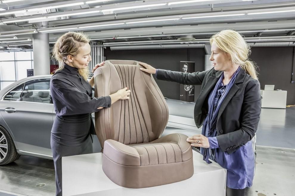 Nuova Mercedes Classe E, gli interni - Foto 3 di 18