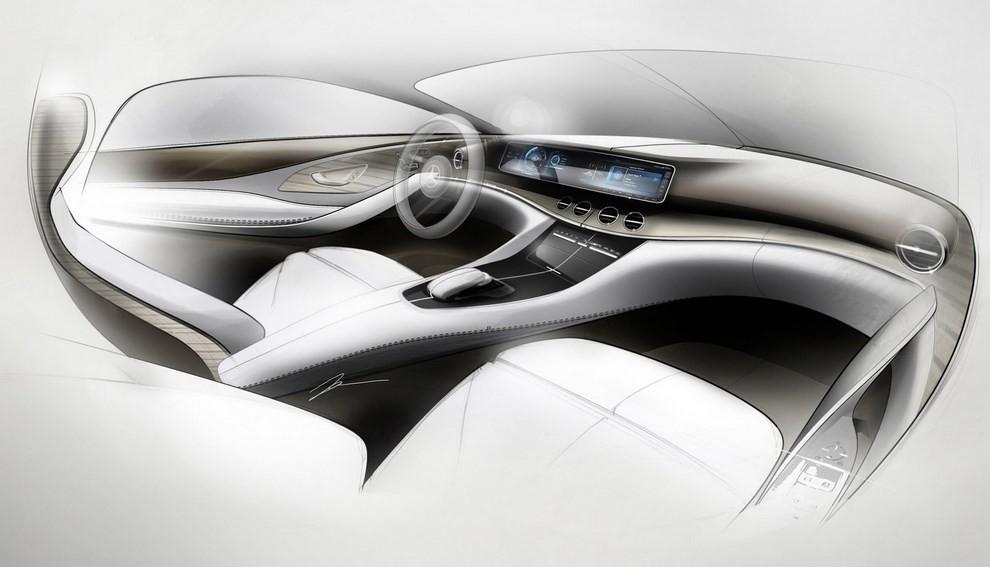 Nuova Mercedes Classe E, gli interni - Foto 9 di 18