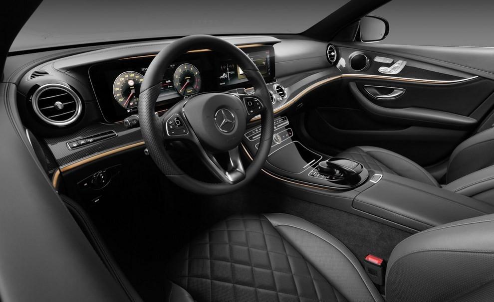 Nuova Mercedes Classe E, gli interni - Foto 16 di 18