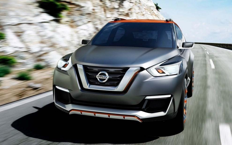 Novità auto Nissan 2016, 2017 e 2018: tutte le nuove ...