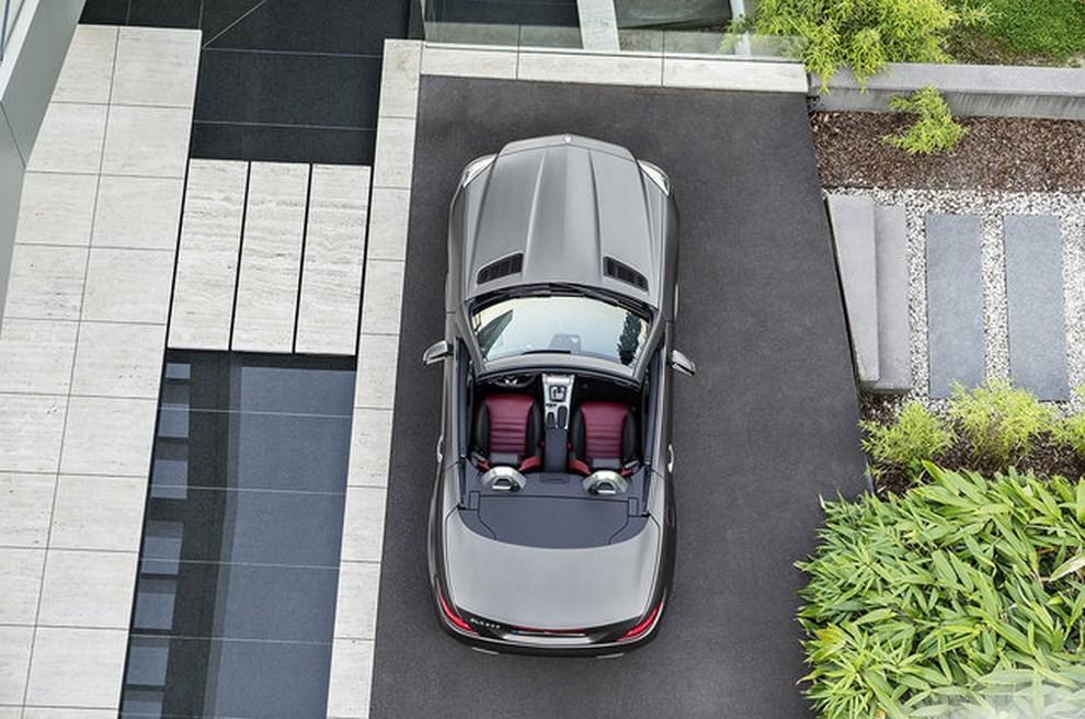 Nuova Mercedes SLC 2016 - Foto 7 di 19