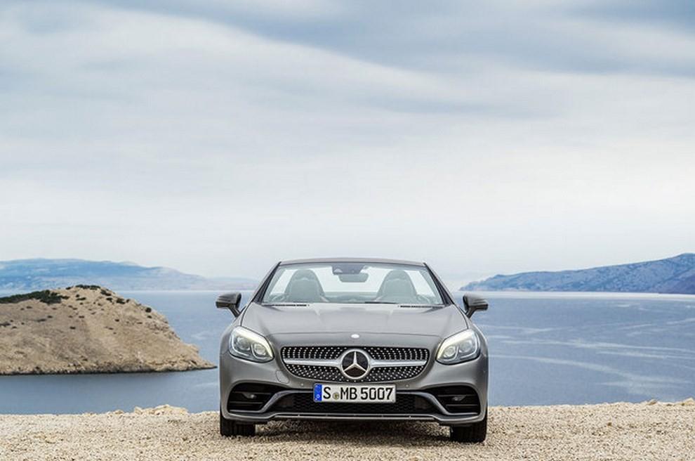 Nuova Mercedes SLC 2016 - Foto 5 di 19