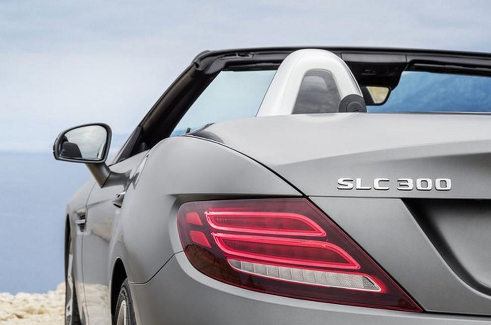 Nuova Mercedes SLC 2016 - Foto 14 di 19