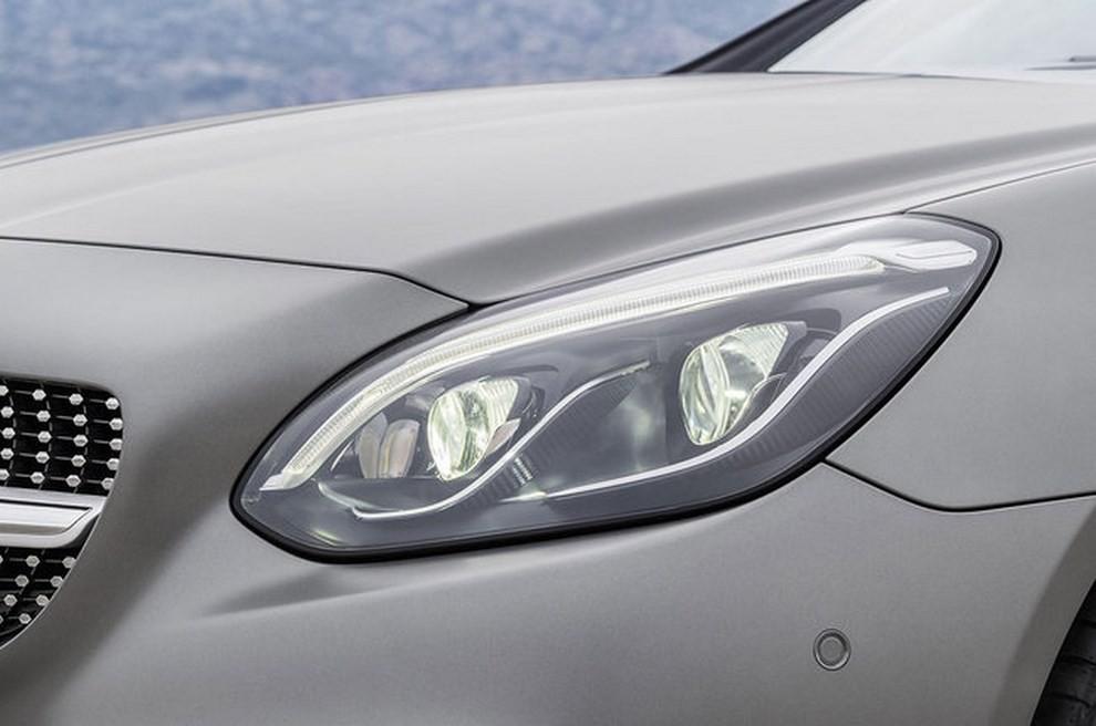 Nuova Mercedes SLC 2016 - Foto 16 di 19