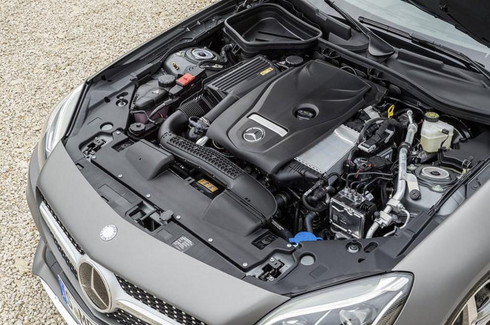 Nuova Mercedes SLC 2016 - Foto 17 di 19