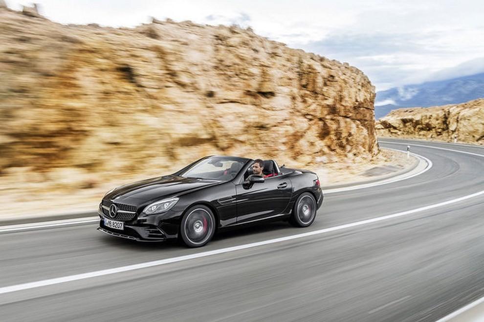 Nuova Mercedes SLC 2016 - Foto 19 di 19