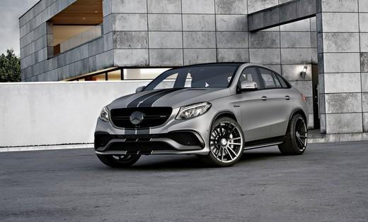 Mercedes AMG GLE 63 Coupe sfiora gli 800 cavalli grazie a Wheelsandmore