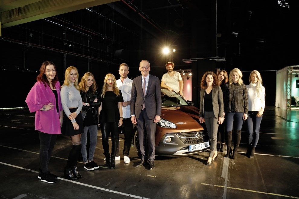 Opel lancia il contest per la personalizzazione di Adam - Foto 3 di 6