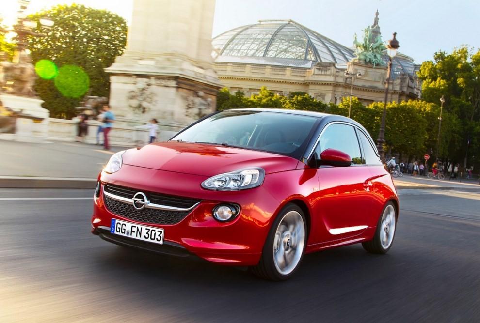 Opel lancia il contest per la personalizzazione di Adam - Foto 4 di 6