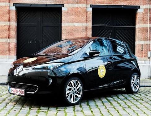 Renault ZOE R240 è l'Auto Familiare VAB del 2016