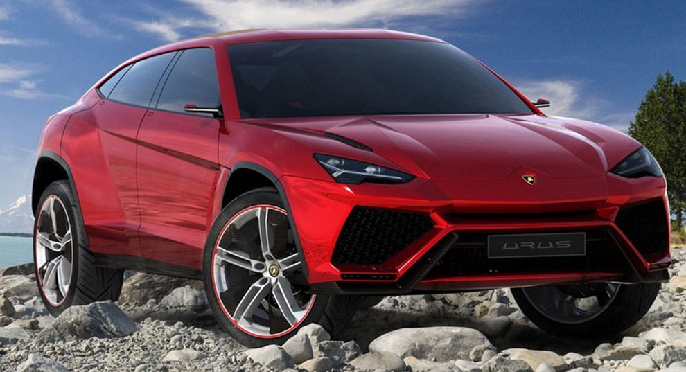 Lamborghini Urus Presentato Al Salone Di Ginevra 2018 Infomotori