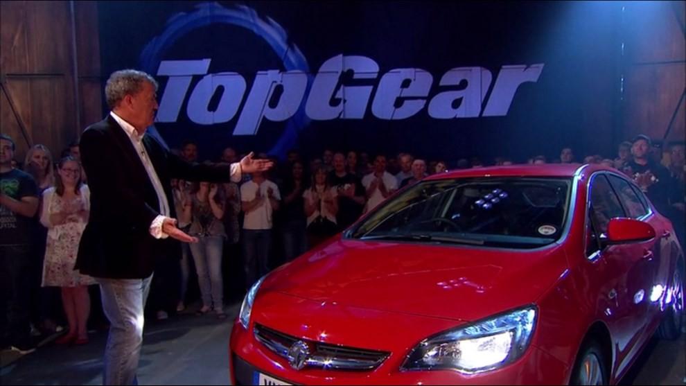 Top Gear mette all'asta la Opel Astra utilizzata dai VIP - Foto 2 di 5