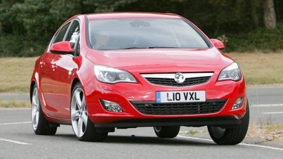 Top Gear mette all'asta la Opel Astra utilizzata dai VIP - Foto 3 di 5