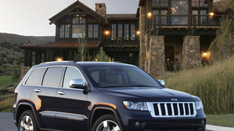 FCA richiama negli USA 570.000 Jeep e Dodge - Foto 1 di 7