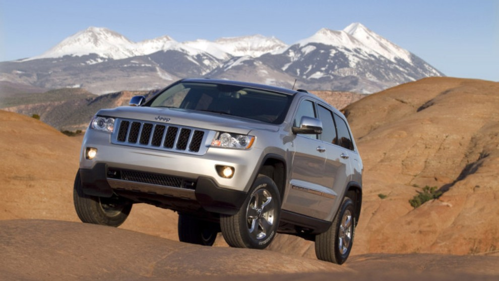 FCA richiama negli USA 570.000 Jeep e Dodge - Foto 3 di 7