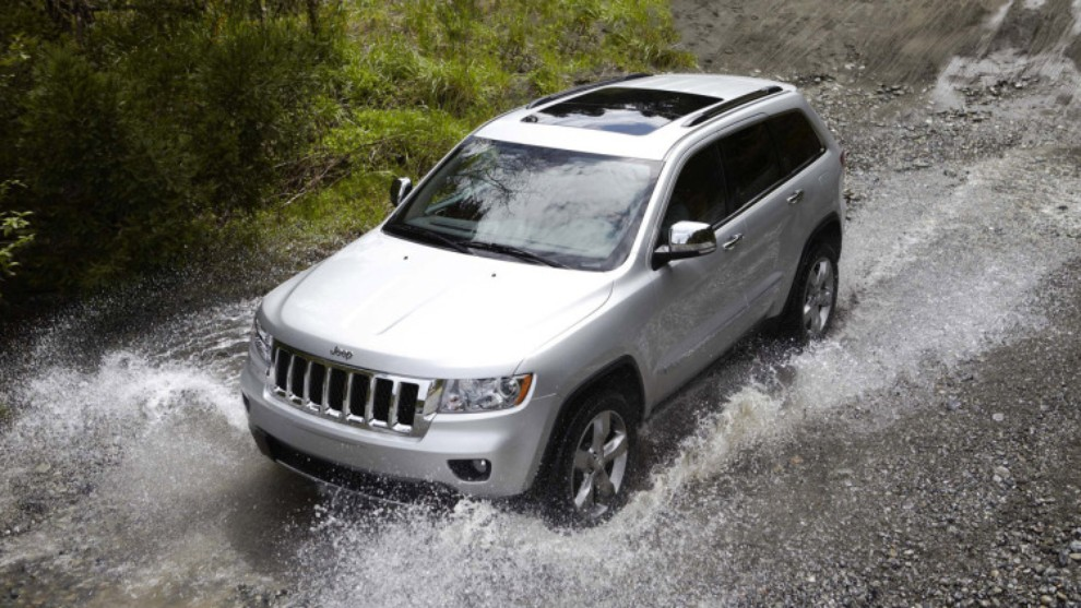 FCA richiama negli USA 570.000 Jeep e Dodge - Foto 4 di 7