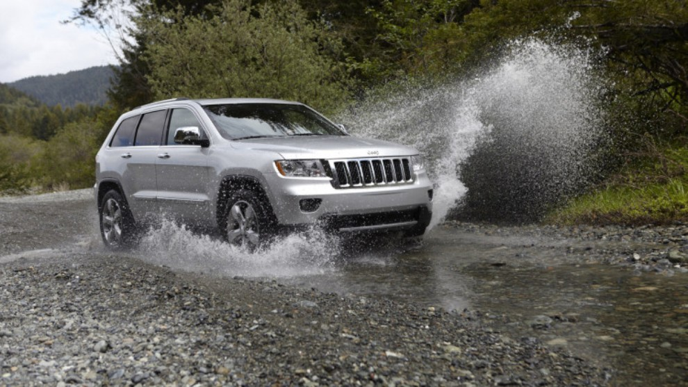 FCA richiama negli USA 570.000 Jeep e Dodge - Foto 5 di 7