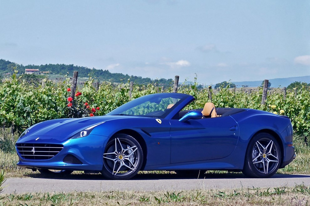 Ferrari California T 2016 richiamate negli Usa - Foto 1 di 9