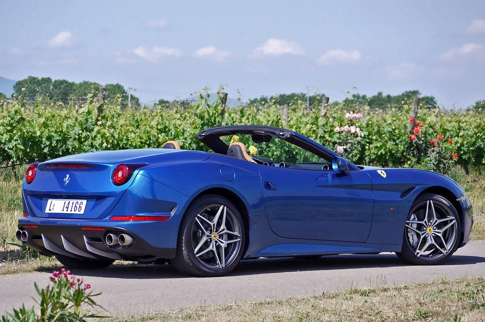 Ferrari California T 2016 richiamate negli Usa - Foto 2 di 9