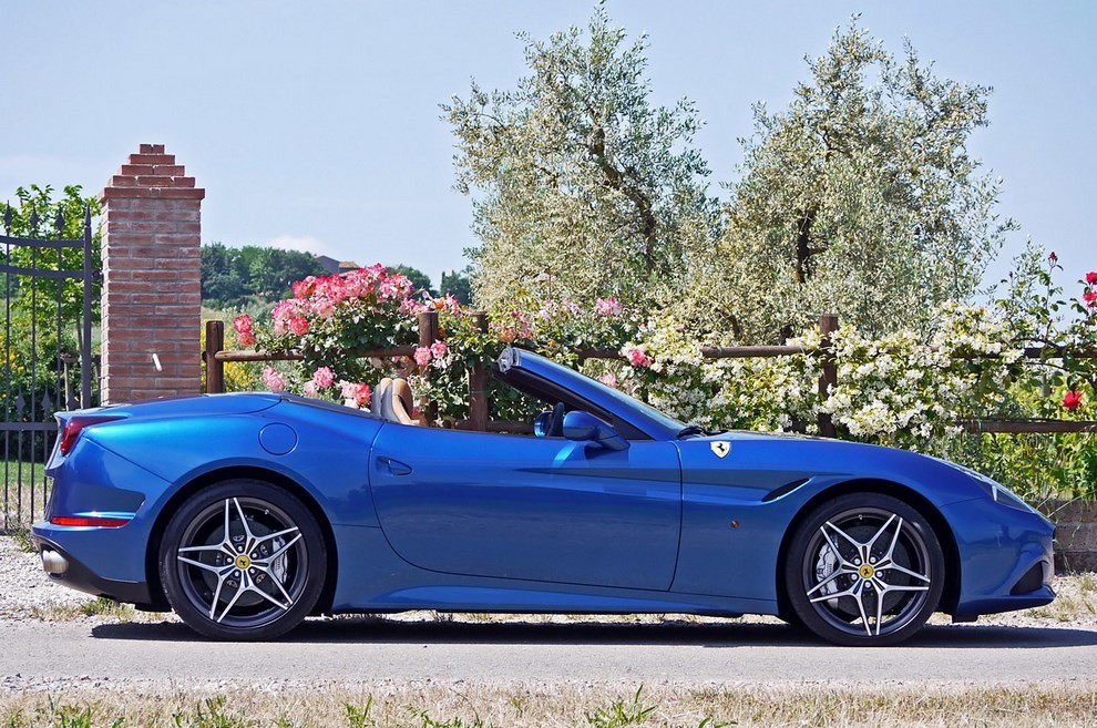 Ferrari California T 2016 richiamate negli Usa - Foto 3 di 9