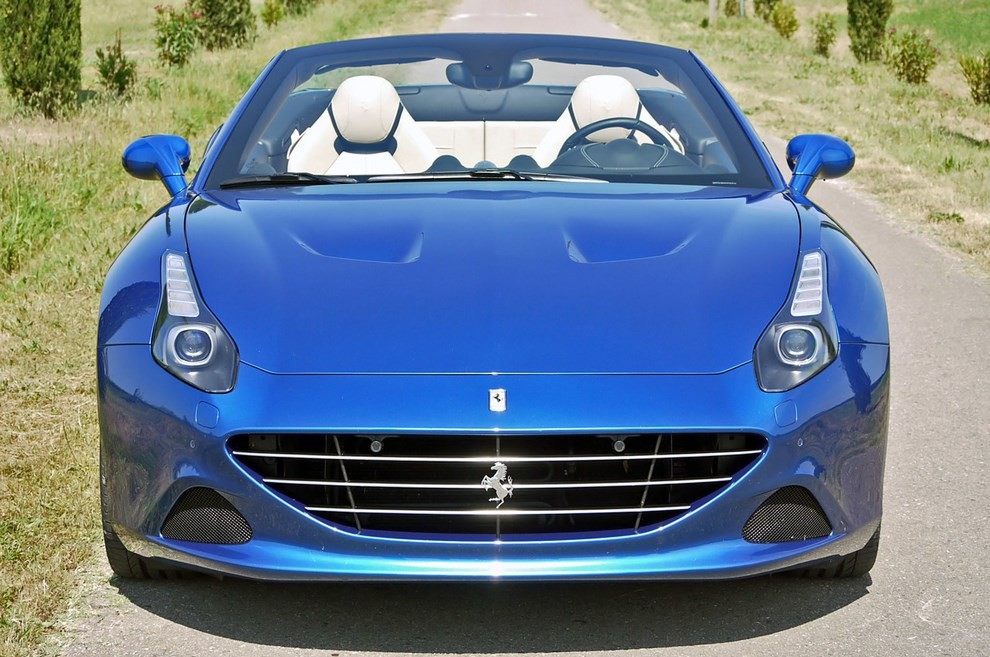 Ferrari California T 2016 richiamate negli Usa - Foto 4 di 9