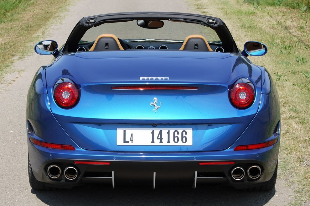 Ferrari California T 2016 richiamate negli Usa - Foto 5 di 9