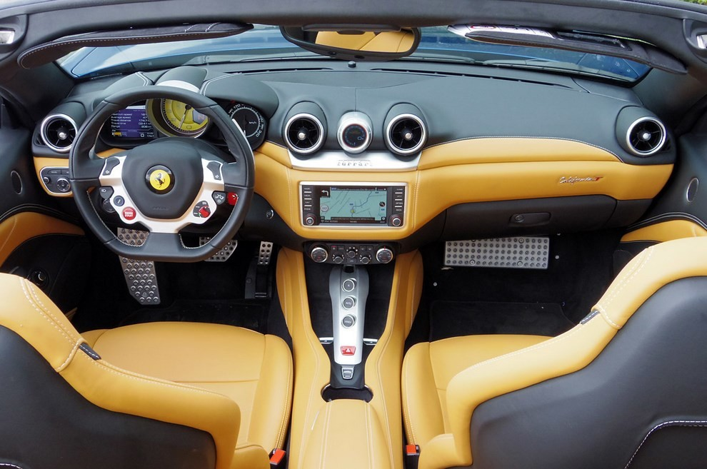 Ferrari California T 2016 richiamate negli Usa - Foto 9 di 9