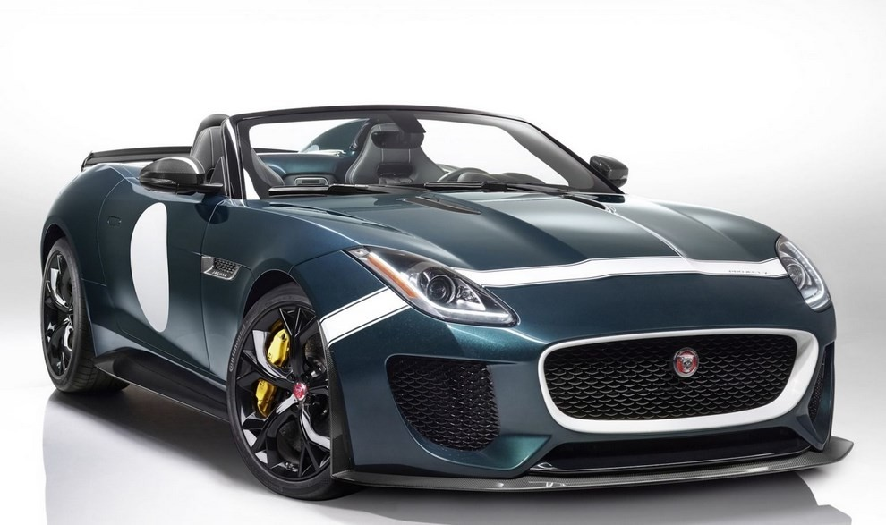 Jaguar F-Type Project 7 venduta su Ebay - Foto 4 di 10