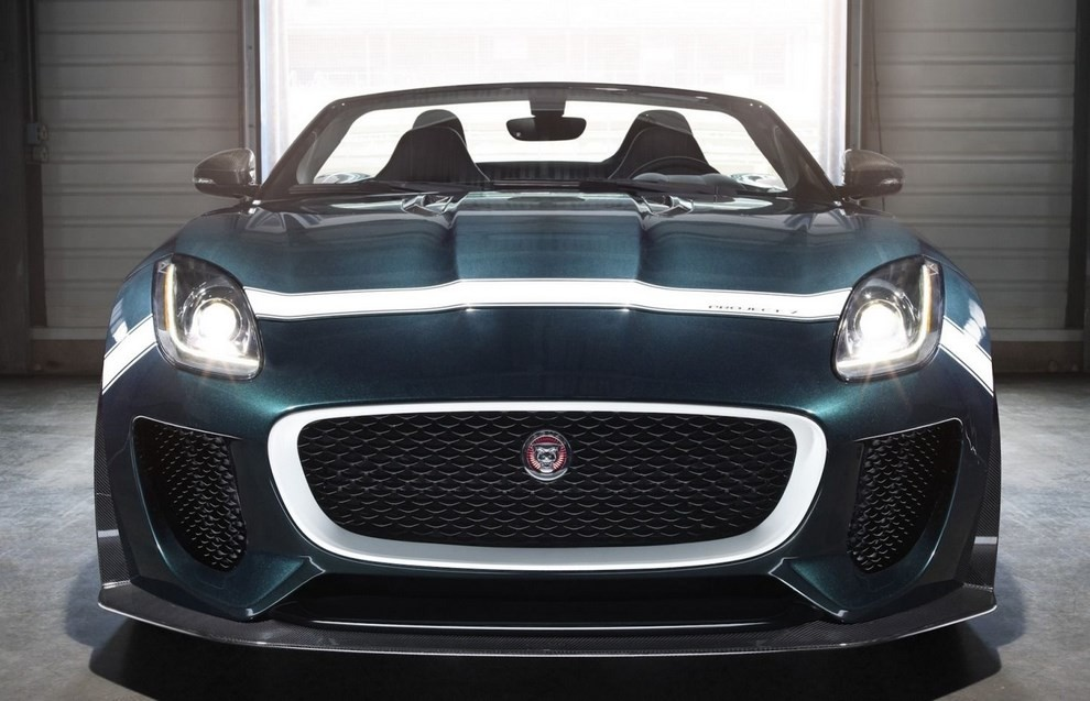 Jaguar F-Type Project 7 venduta su Ebay - Foto 5 di 10