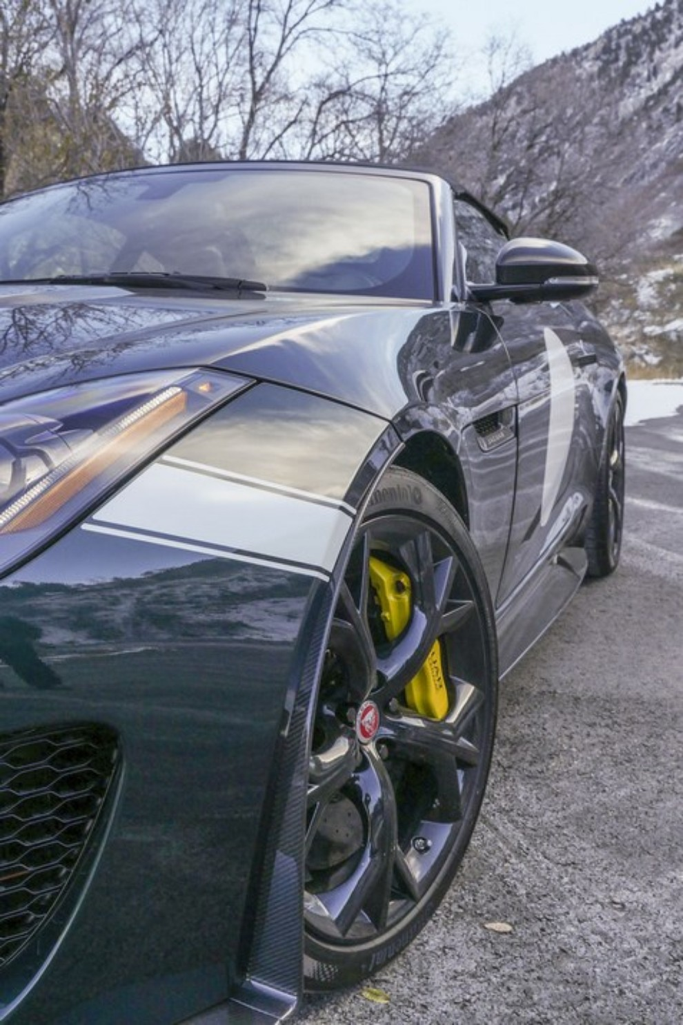 Jaguar F-Type Project 7 venduta su Ebay - Foto 7 di 10