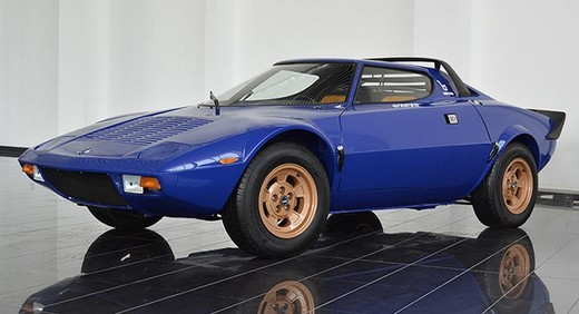 Lancia Stratos originale in vendita a Dubai
