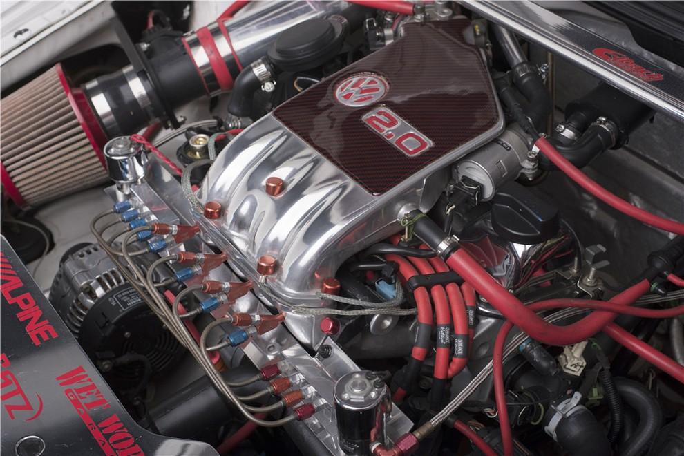 Volkswagen Jetta di Fast And Furious in vendita all'asta - Foto 4 di 5