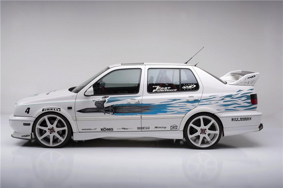 Volkswagen Jetta di Fast And Furious in vendita all'asta - Foto 3 di 5